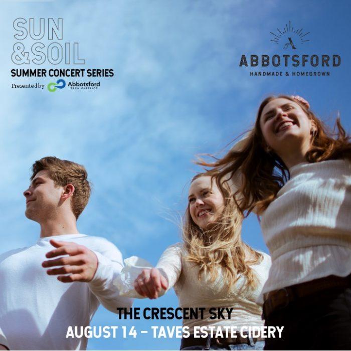 Crescent Sky Sun Soil Concert
